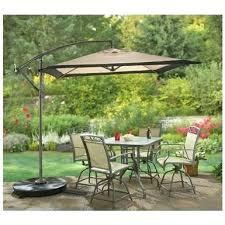 square cantilever patio umbrella khaki umbrellas reviews