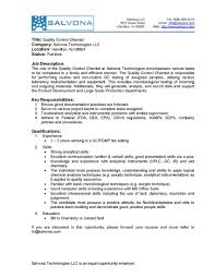 Analytical Chemist Resume Here Is Analytical Chemist Resume You