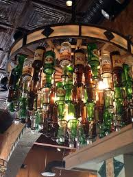 liquor bottle chandelier beer bottle chandelier liquor bottle chandelier diy