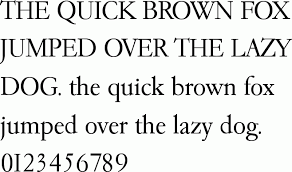 Download Garamond Garamond Serial Light Regular Free Font Download