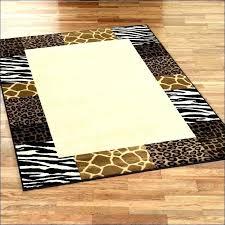 giraffe print rug animal print rug runners animal print rug runners round leopard beneficial rugs original
