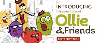 introducing the adventures of ollie friends join in the fun at olive garden