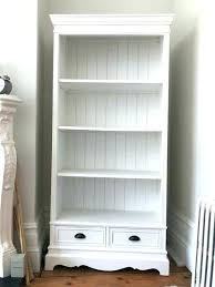 Shabby Chic Corner Shelves Gorgeous Amazing White Corner Shelf 32 Shabby Chic Bookcase With Drawers