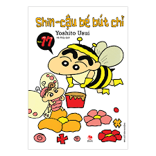 Shin - Cậu Bé Bút Chì - Tập 17 (Tái Bản 2019)