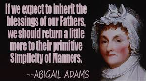 abigail adams thinglink notable quotes com
