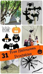 Halloween Worksheets for Kindergarten Halloween Activities Games and ...