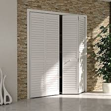 louvered bifold closet doors.  Louvered Bifold Closet Door Louver Plantation White 24x80 Inside Louvered Bifold Doors Amazoncom