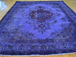 purple area rugs medium size of for rug great round dining room on best