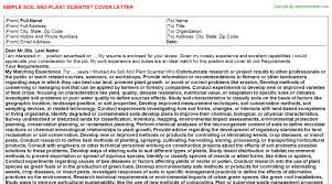 Soil And Plant Scien Amazing Oil And Gas Lease Analyst Cover Letter