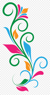 Free Clipart Abstract Designs Library Of Abstract Floral Clip Art Free Library Png Files