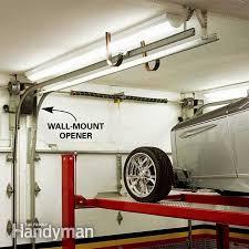 wall mounted garage door openerGarage Excellence side mount garage door opener designs Jackshaft