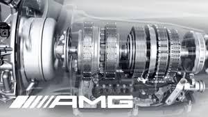 AMG 5.5-liter <b>V8 Biturbo</b> Engine