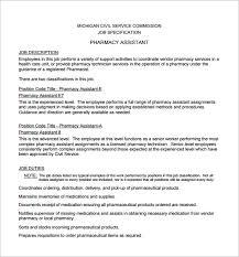 Resume Job Description Examples Simple Resume Template Resume Job ...