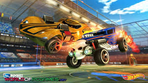 rocket league hot wheels free pc by worldofpcgames