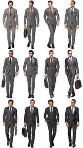 Light Grey Pinstripe Suit Combinations Mens Suit Tie Shirt Color Combinations Guide Suits Expert