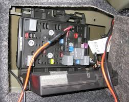 pontiac g6 trunk fuse box pontiac wiring diagrams