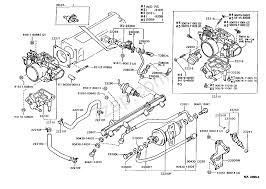 Fuel injection system illust no 1 of 2 8808 22re jpp toyota rh toyota 7zap 22re fuel system diagram 1994 22re vacuum diagram