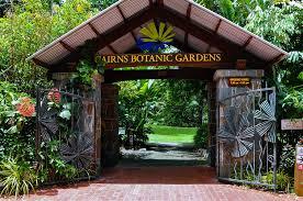 cairns flecker botanical gardens entrance on collins avenue