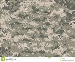 Camouflage Pixels Stock Vector Illustration Of Illustration 38145506