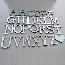 mirrored letters wall decor lphbet spirtion mirrored letters wall decor uk