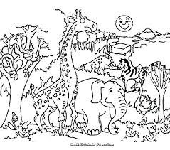Free Coloring Pages Farm Animals Preschool For Preschoolers At