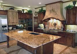 lapidus granite brown cabinets