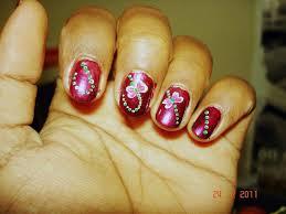 4 Nail Art Designs For Short Nails