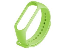 <b>Aксессуар Силиконовый ремешок</b> для <b>Mi</b> Band 3 Green - Чижик