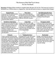 The Ransom Of Red Chief Plot Chart 8 Best The Ransom Of Red Chief Images Red Chief Short