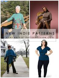 Indie Sewing Patterns Stunning Indie Pattern Roundup March 48 Edition 484848 PatternReview