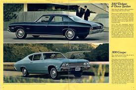 what new car did chevy release in 19681968 Chevelle Specs Colors Facts History and Performance