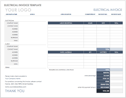 Download Simple Invoice Template Pdf Query Gif