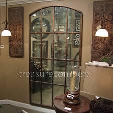 huge metal floor wall mirror amiel