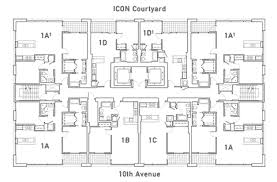 Floor Plans Of DLF Icon DLF The Icon For Sale Buy DLF The Icon Icon Floor Plans