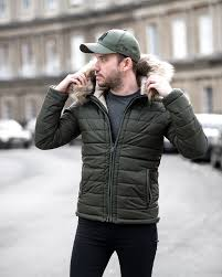 for me the puffer or padded coat is a must have when you live in a country that has a colder climate when it gets to around 5c and below