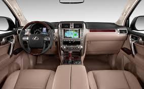 Comparison - Lexus GX 460 Luxury 2015 - vs - Toyota Land Cruiser ...