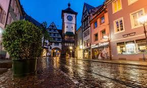 In Freiburg Verhuist De Woonkamer Naar Buiten Duitsland Magazine