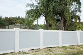Small Picture Concrete Fence Designs Installation 7 Things You Should Know