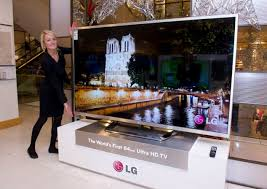 lg tv on sale. the ultimate tv? lg\u0027s giant 84inch ultra hd tv, which went on sale today lg tv