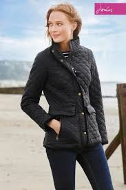 Coats and Jackets : Discounts sale,Coats,Jackets,Pants,Tops ... & Formal Joules Newdale Black Quilted Jacket YO22432 Adamdwight.com