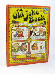 photo of the old joke book written by ahlberg allan ilrated by ahlberg janet