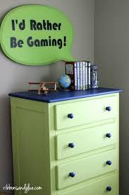 painted kids furniture. tween dresser makeover painted kids furniture l