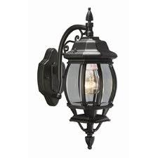 Small Picture Shop Canterbury 1 Light Outdoor Wall Lantern by Design House