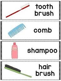 Hygiene Words Hygiene Lessons Life Skills Lessons