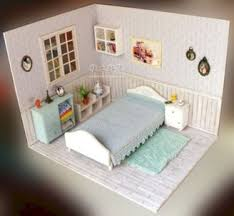 53 Cheap and Affordable DIY Barbie Doll Furniture Ideas Round Decor