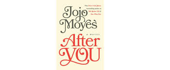 review after you by jojo moyes giveaway afteryou from left to write