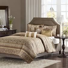 brown bedding beautiful madison park bedding sets ease bedding with style