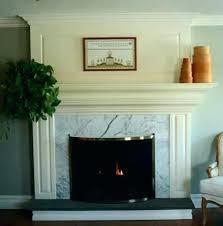 marble subway tile fireplace minimlist regrding mzing mrble subwy carrara hs csing