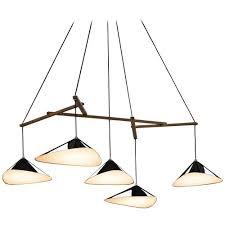 becker lighting. Large Daniel Becker \u0027Emily\u0027 Five-Shade Chandelier Lighting S