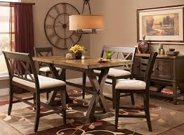 height of dining table bench. counter-height dining set w/ 2 benches | height of table bench t